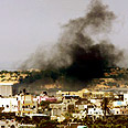 Beit Lahiya attack (Archive photo) Photo: Reuters