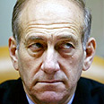 Olmert Photo: Reuters
