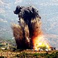 Fighting in Lebanon Photo: Reuters