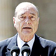 Chirac Photo: AP