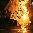 Equating Zionism with anti-Semitism Photo: AP
