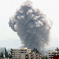 IDF attack on Tyre Photo: Reuters