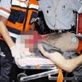 Injured evacuated Photo: Doron Golan