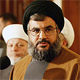 Hassan Nasrallah Photo: Reuters