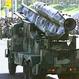 Zelzal missile 