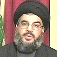 Hassan Nasrallah Photo: Al-Jazeera