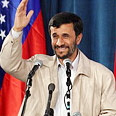 'Does the world understand?' Ahmadinejad Photo: AP