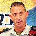 Major-General Benny Gantz Photo: Eli Elgarat