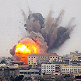 IAF attack in Lebanon during war (Archive photo) Photo: AP
