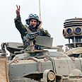 Man in tank. Untrained (Archive photo) Photo: Reuters