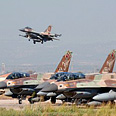 F-16 jets (archive) Photo: Reuters