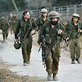 IDF troops returning from Lebanon Photo: AFP