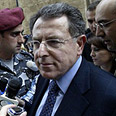 Lebanese Prime Minister Fouad Siniora. Harder for Lebanon to raise support Photo: AFP