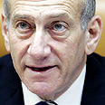 Olmert Photo: AP