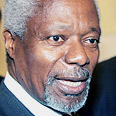 UN Secretary General Kofi Annan Photo: Reuters