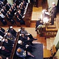 Helsinki's synagogue Photo: Reuters