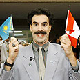 Sacha Baron Cohen as Borat. Misunderstood? Photo: Reuters