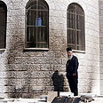 Greek Orthodox church following attack Photo: AP