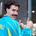 Cohen as Borat PR Photo