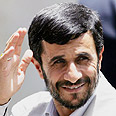 'danger posed by Iran to Europe and even America is much higher.' Ahmadinejad Photo: Reuters