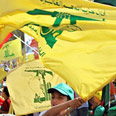 Hezbollah rally in Lebanon Photo: AP
