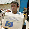 Food sent to Gaza by UNRWA (archives) Photo: AP