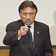 President Musharraf Photo: AP