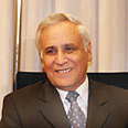 Katsav. To be indicted? Photo: Gil Yohanan