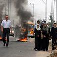 Clashes between Fatah and Hamas Photo: AP