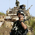IDF forces in Lebanon (archive photo) Photo: AFP