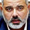 Haniyeh: Backtracked on deals Photo: AP