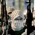 Gaza gunmen. To unite against Israel Photo: AFP