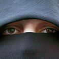 Woman with veil. 'Conversation would be of greater value' Photo: Reuters
