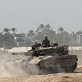 IDF prepares for Gaza operation (Archive photo) Photo: Amir Cohen