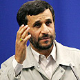 Ahmadinejad - fantasies of an Islamic Reich Photo: AFP