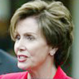 Pelosi says Dems support Israel, too Photo: AP