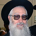 Rabbi Yosef Photo: Uzi Barak