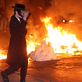 Jerusalem riots Photo: Gil Yohanan