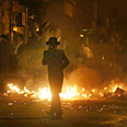 Haredi protests last year (Archive) Photo: Gil Yochanan