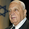 Ariel Sharon Photo: Reuters