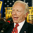 Joseph Lieberman. Re-elected Photo: Reuters