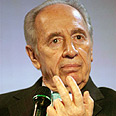 Peres. Analytical Photo: Yaron Brener