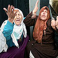 Palestinian women mourning deaths in Gaza Photo: Reuters