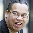 Keith Ellison. First Muslim in Congress Photo: Reuters