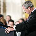Bush. Many things went badly in Iraq. Photo: AP