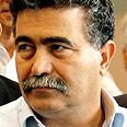 Defense Minister Amir Peretz Photo: Niv Calderon