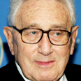 Kissinger - 'If we expose the program we risk tightening Soviet hold on Arabs' Photo: AFP
