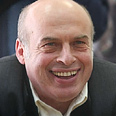 Every Imiigrant is an asset. Sharansky Photo: Gil Yochanan