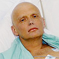 Clumsy operation or message? Litvinenko on his death bed Photo: Reuters