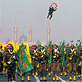 Iran's Revolutionary Guards Photo: AP